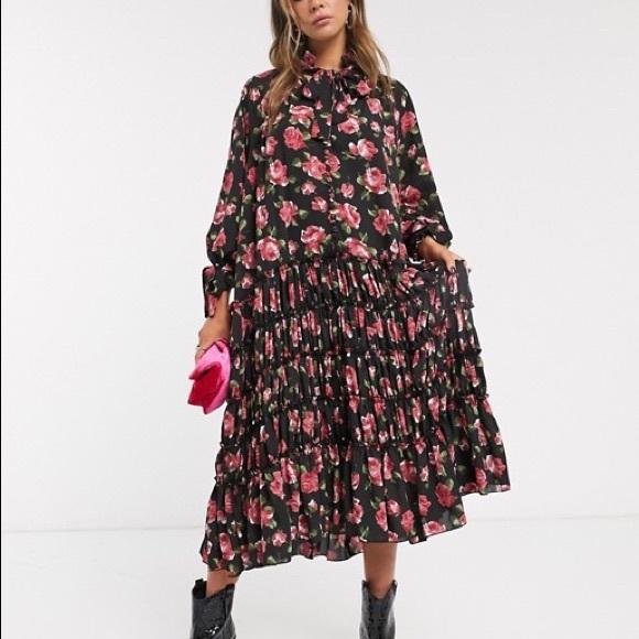 Sister Jane NWT Floral Dress